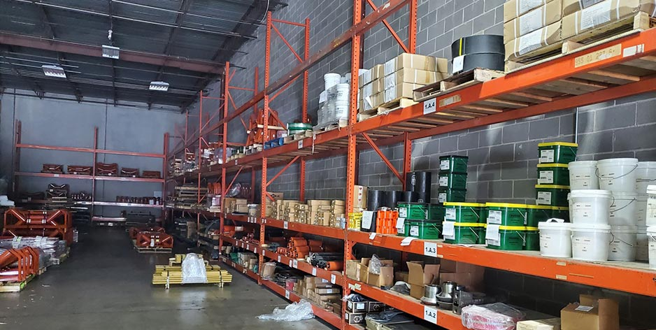 We have multiple storage solutions - short and long term.